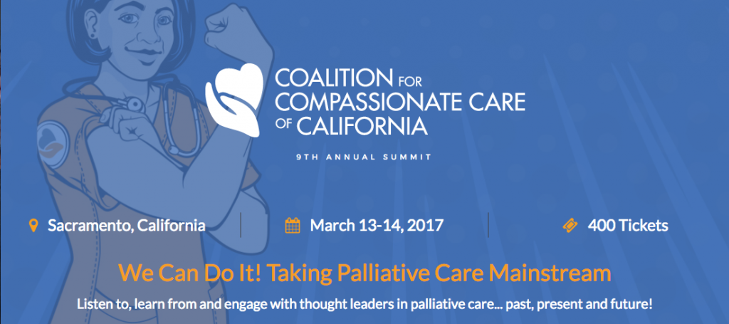 Taking Palliative Care Mainstream