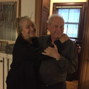 Susan Teskey and John Kastner